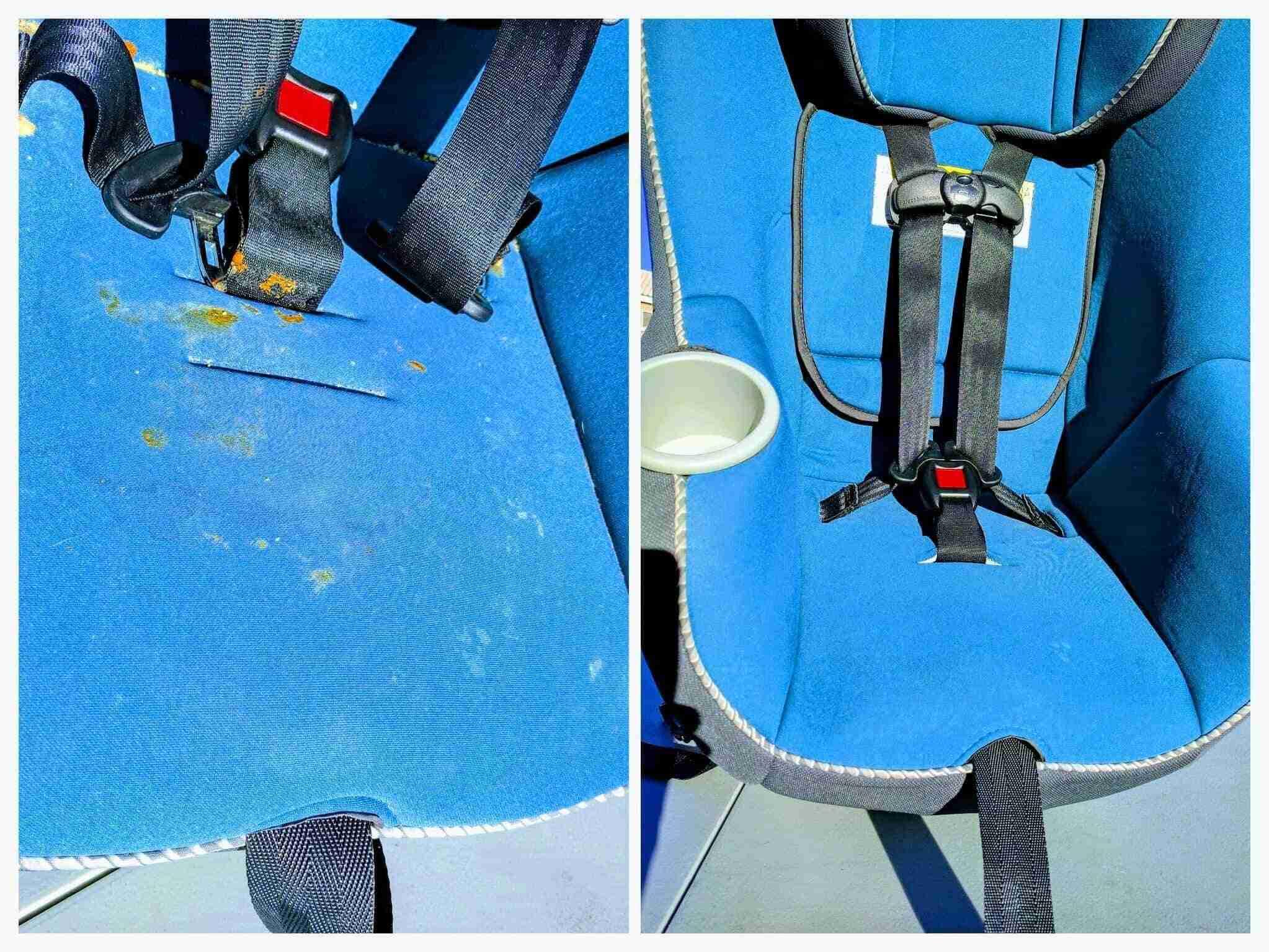 baby car seat cleaning las vegas