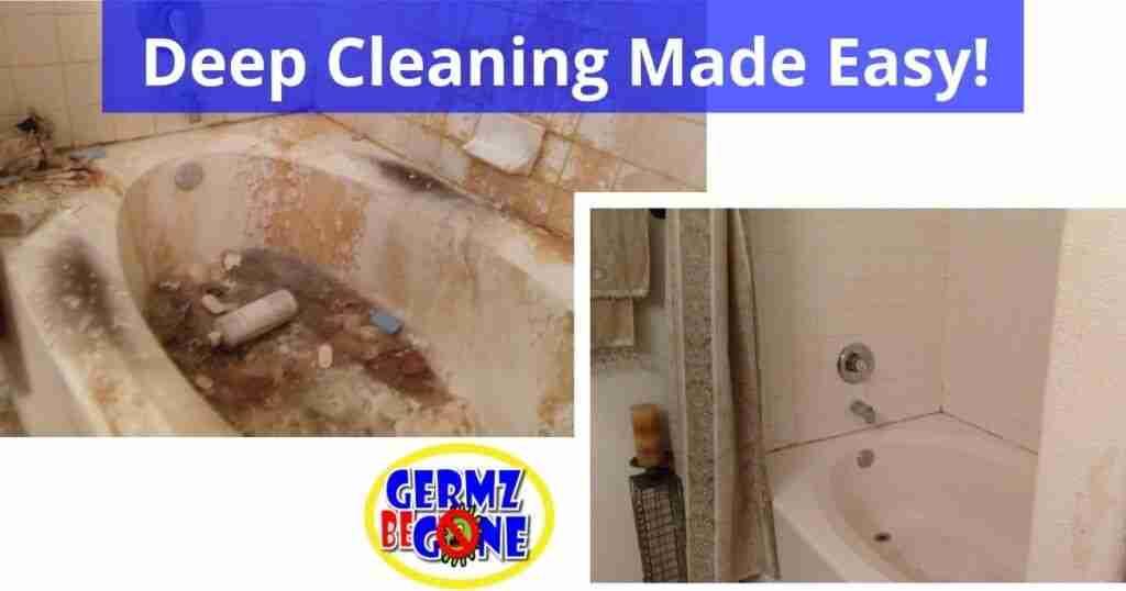 germz be gone deep cleaning las vegas