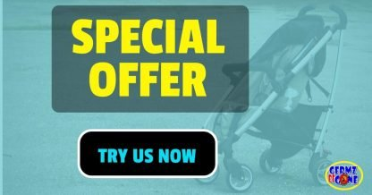 stroller & car seat cleaning special https://germzbegone.com